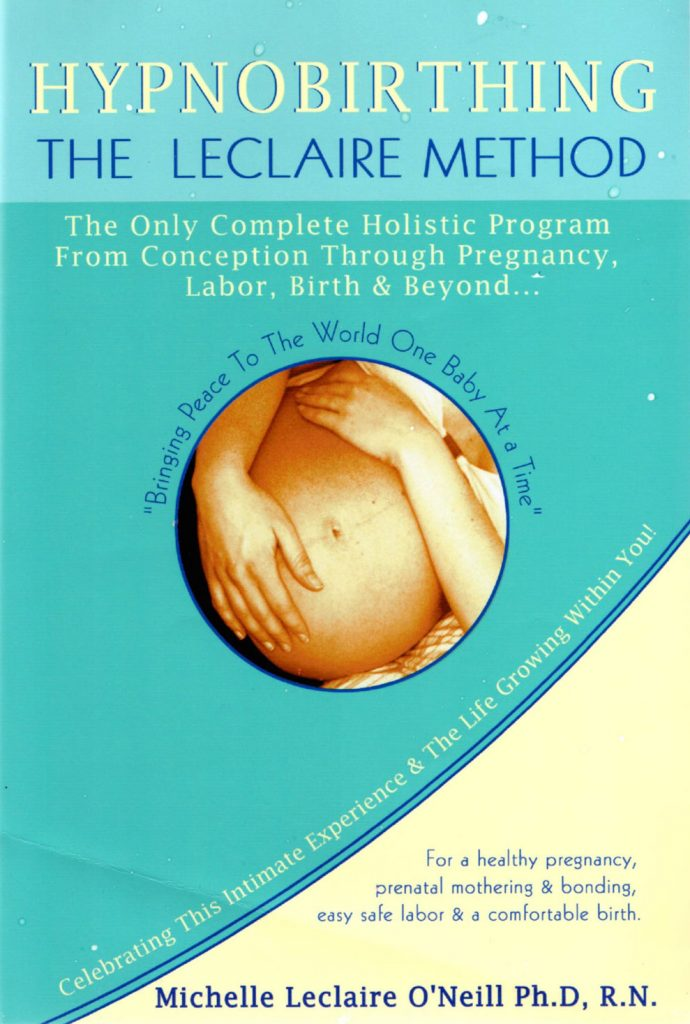 hypnobirthing_leclaire_method_cover